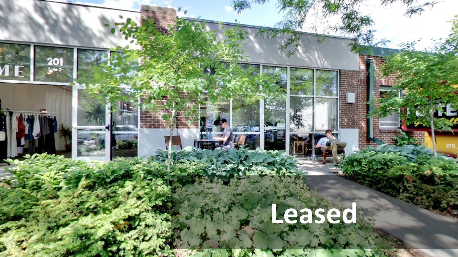 201 6th st se, leased