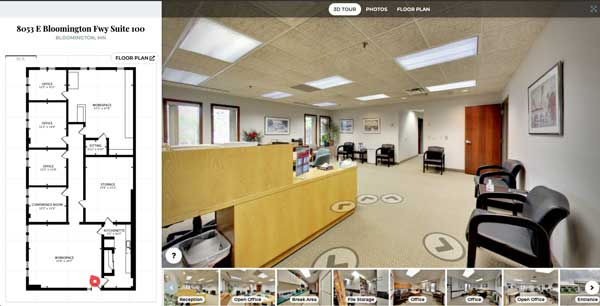 commercial property, sales, leasing, marketing, bloomington