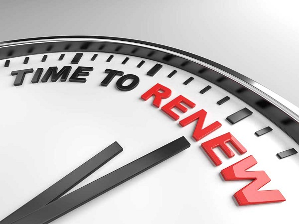 commercial real estate, lease renewal