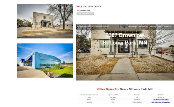 commercial real estate, photography, marketing