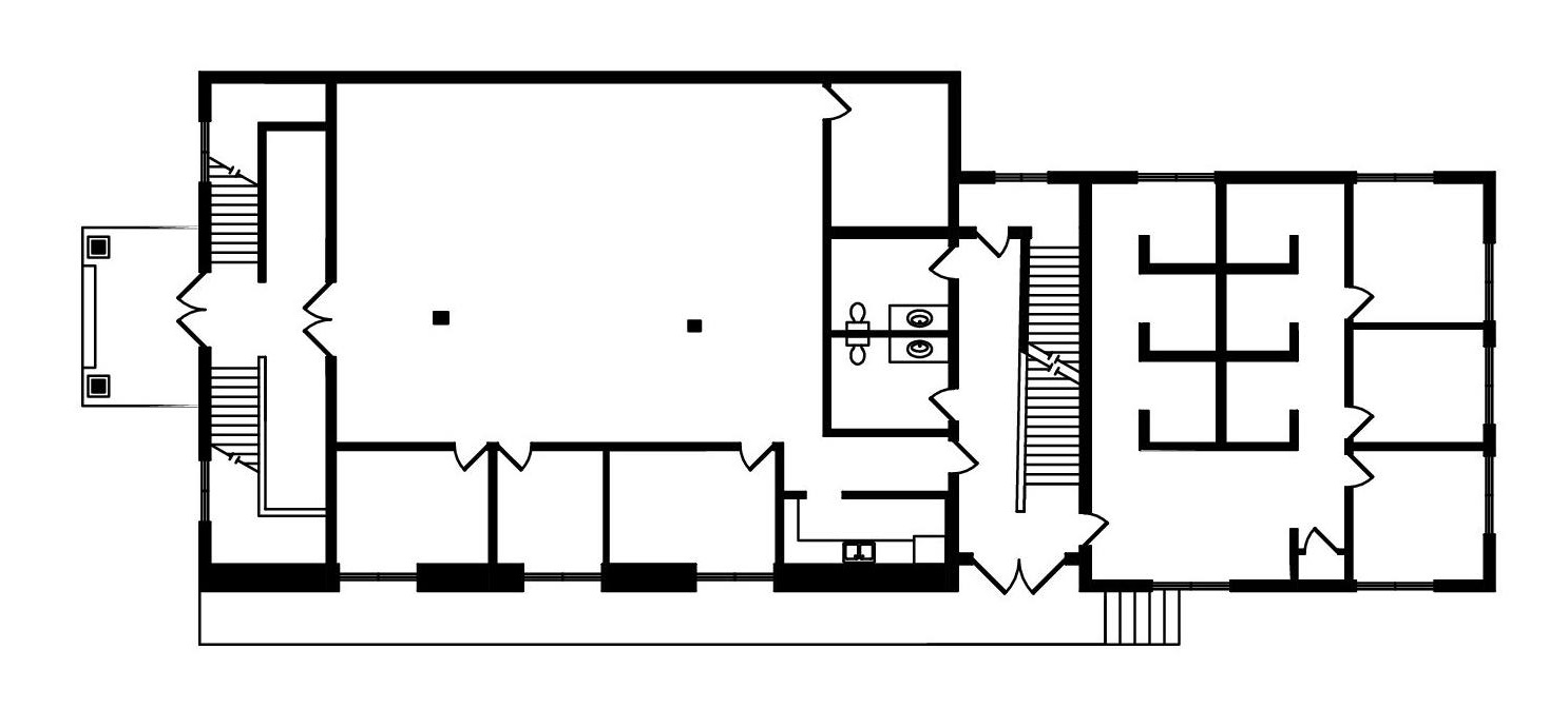 commercial real estate, floor plans