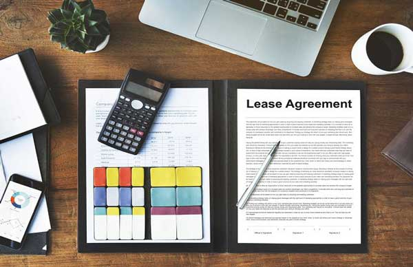lease, renewal, fees