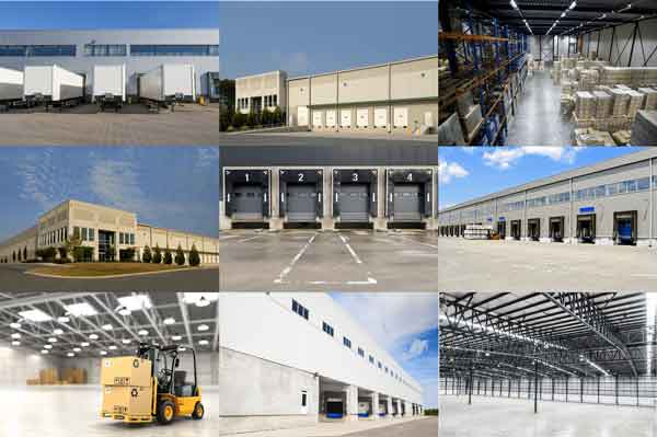 warehouse space, lease renewal
