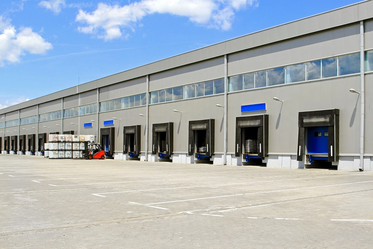 warehouse space listing