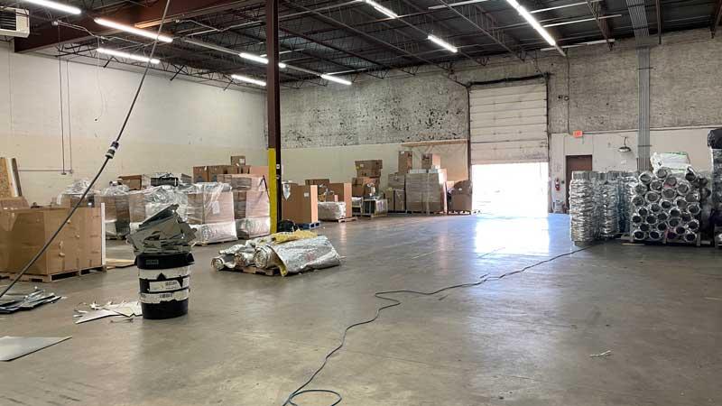 1601 67th warehouse