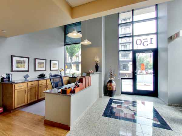 150 3rd Ave Reception